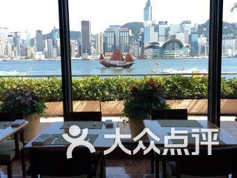 洲际酒店港畔餐厅