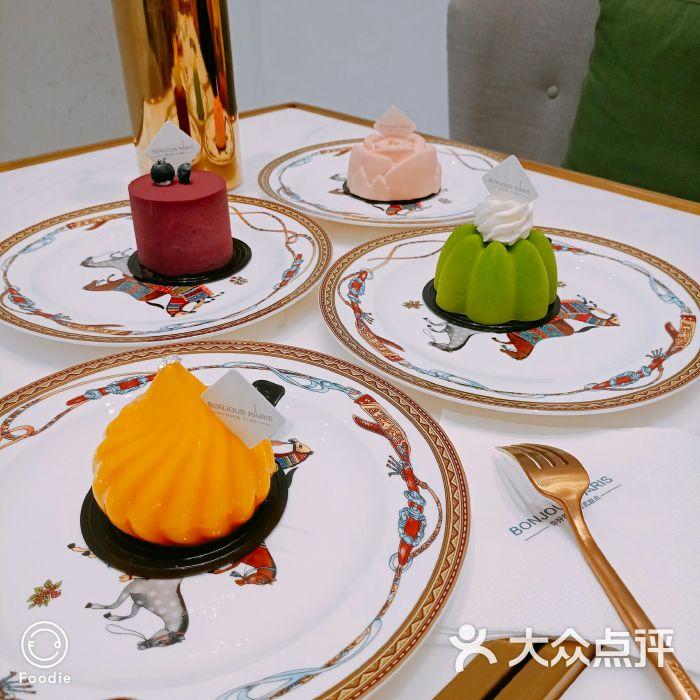 你好巴黎法式甜点图片