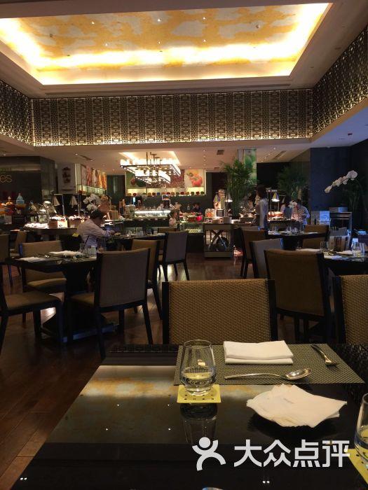 万达威斯汀酒店知味西餐厅图片 - 第1008张