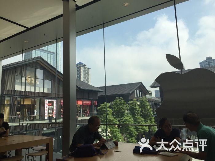 applestore店_applestore苹果零售店(太古里店)的点评