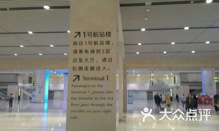 滨海国际机场t2航站楼-图片-天津生活服务-大众点评