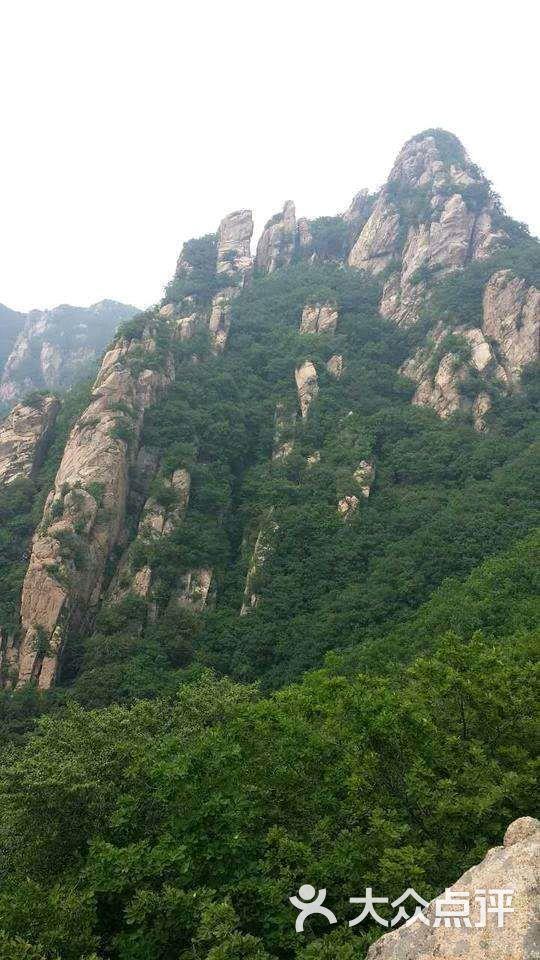 五龙山风景区图片
