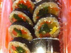 紫菜包饭-韩国快餐