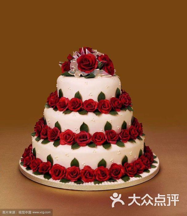 伊森微缇甜品&蛋糕&甜品桌&diy奶油多层蛋糕图片 - 第1张