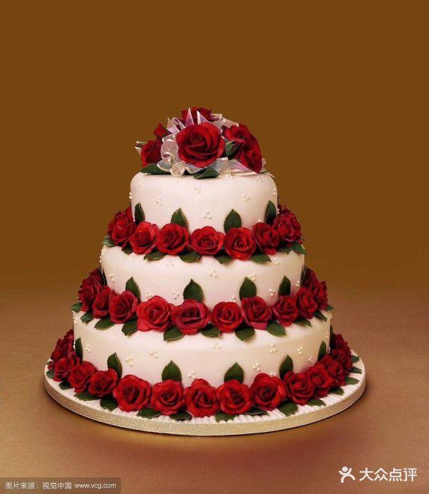 伊森微缇甜品&蛋糕&甜品桌&diy奶油多层蛋糕图片