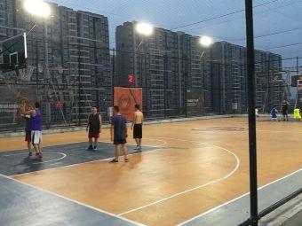空港篮球中心公园