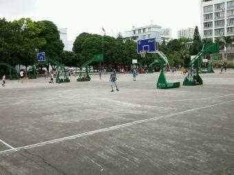 室外网球场(广西师范学院长堽校区)
