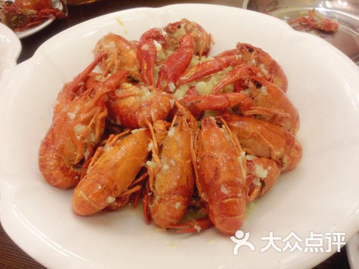 虾掰(莫干山路店)-蒜香小龙虾-菜-蒜香小龙虾图片