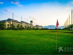 三亚海棠湾9号高尔夫练习网球场-图片-sanya运