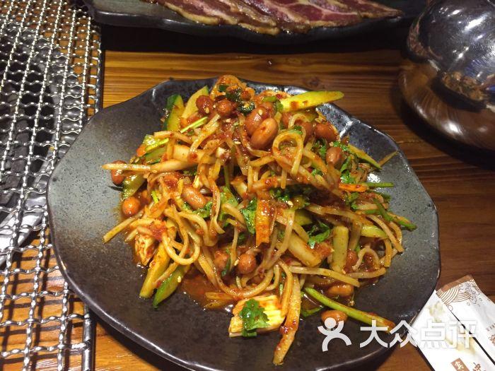 韩库量贩式海鲜烤肉-花菜图片-沈阳美食-大众点评网