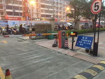 柳州铁路工人文化宫停车场