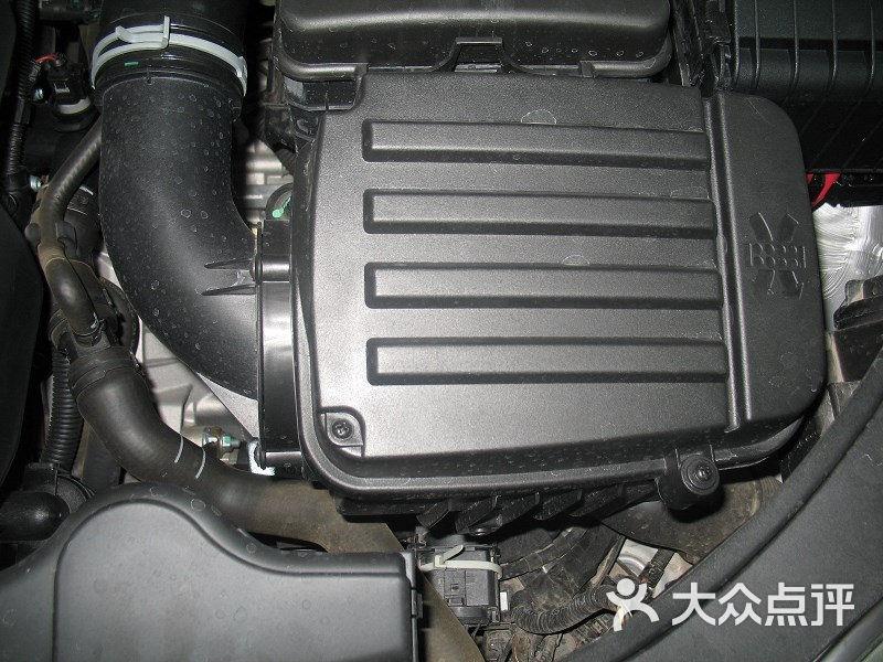 汽车发动机大修-速腾发动机舱漏水维修图片-北京爱车