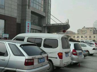 临沂市人民医院停车场