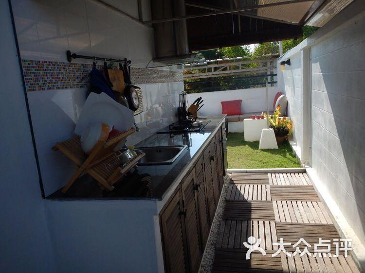 我的塔朗别墅室外的厨房图片 - 第10张