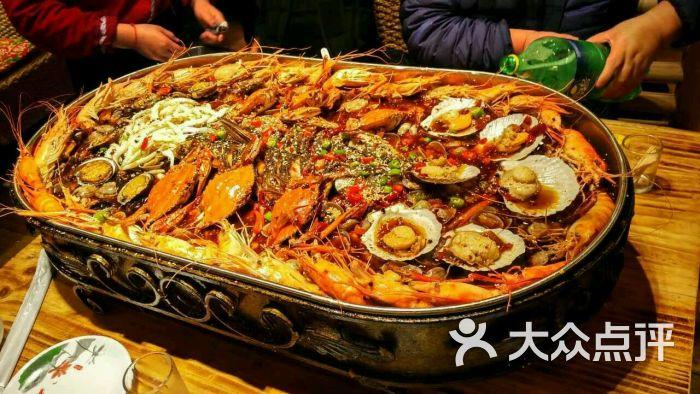 京城第一家海鲜大咖(中国首创)(回龙观总店)图片 - 第1张