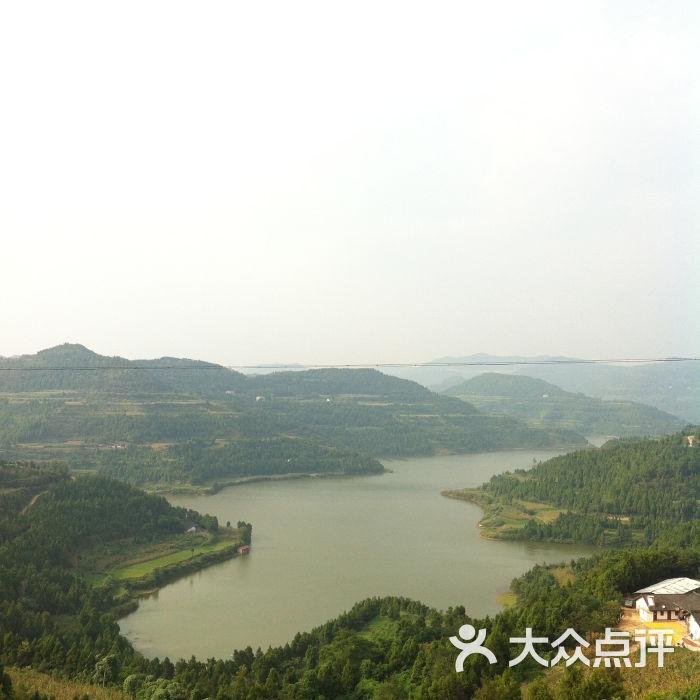 升钟湖风景区