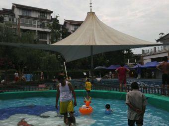 芙蓉汉城二期游泳池