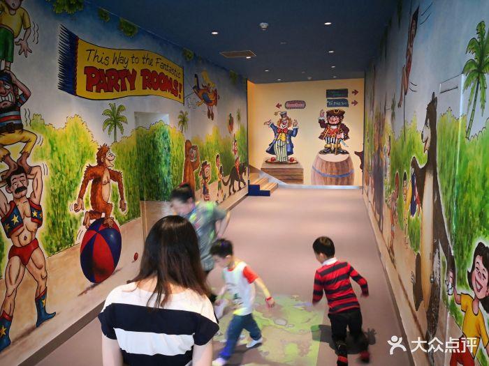 浦东嘉里大酒店儿童探险乐园图片