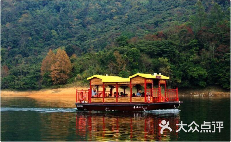 天堂山游船旅游风景区-图片-龙门县景点-大众点评网