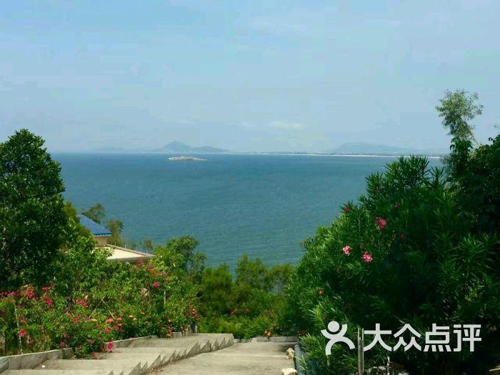 阳江阳西沙扒湾海韵山庄--环境景观图片-阳西县酒店