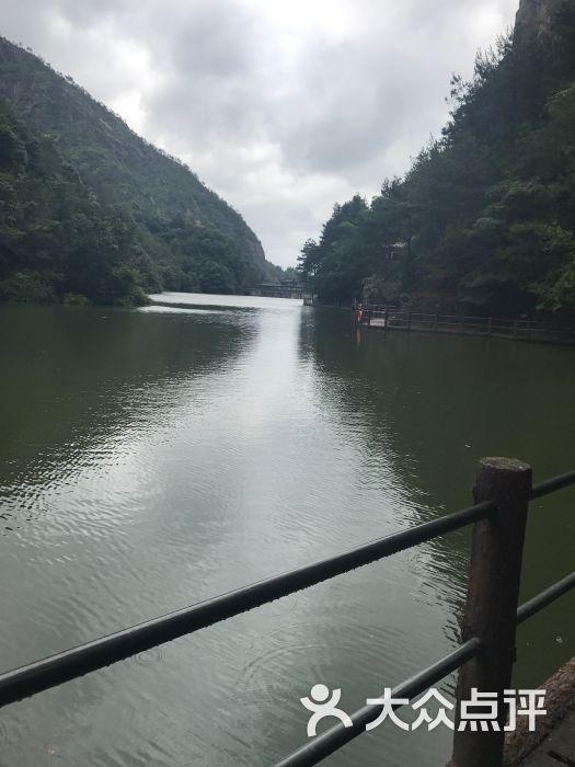 浙东大峡谷风景区图片 - 第1张