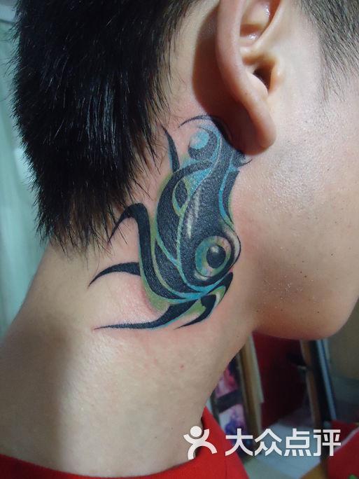 个性图腾 盖图_枭雄纹身图片