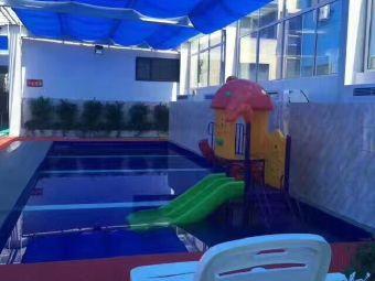 天沐浴池游泳馆餐饮娱乐