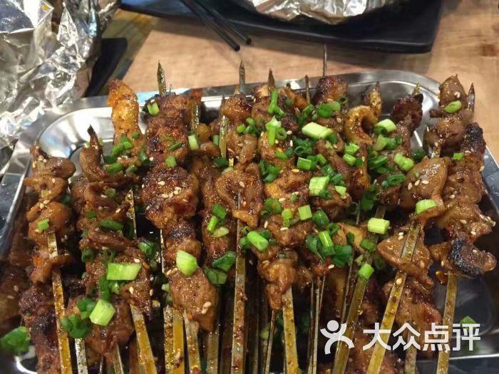 焱烤烧烤吧(黄泥磅店)-烤串图片-重庆美食-大众点评