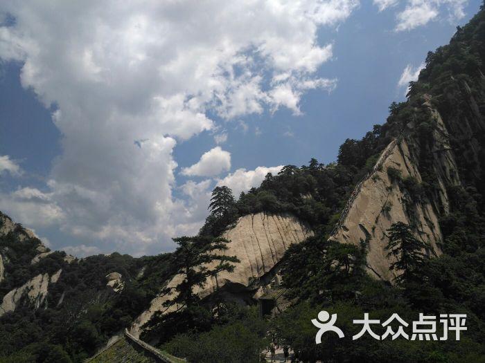 华山风景名胜区图片 - 第3张