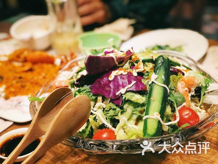 胡桃里音乐酒馆(东二环泰禾店)杂菜沙拉图片 - 第3张