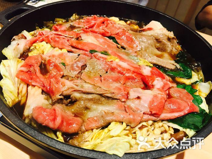 大岛日本料理铁板烧-牛肉寿喜锅图片-南通美食-大众