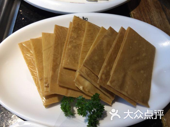 巴奴毛肚火锅(农科路店)-巴奴豆皮图片-郑州美食-大众
