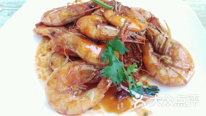 青怡润海鲜馆-油焖大虾图片-青岛美食-大众点评网