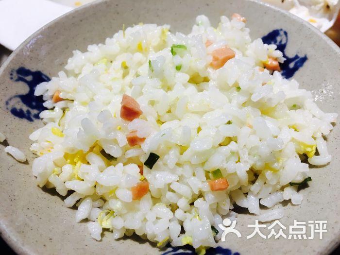 小龙坎老火锅(双楠店)-蛋炒饭图片-成都美食-大众点评