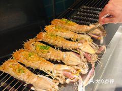 上隐水产活鲜刺身自助餐·甄选(淮海百盛店)的濑尿虾