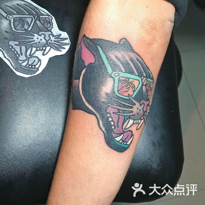 江阴市新桥镇魅痕刺青纹身工作室水墨图片-北京纹身