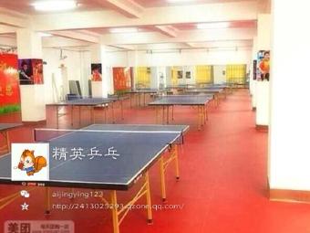 精英乒乓球训练基地