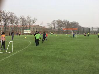 高阳县西田足球场
