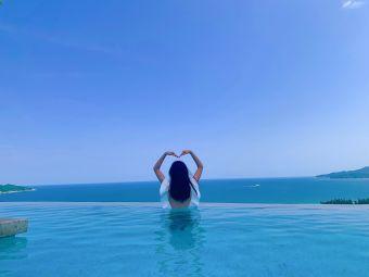 三亚保利瑰丽酒店游泳池