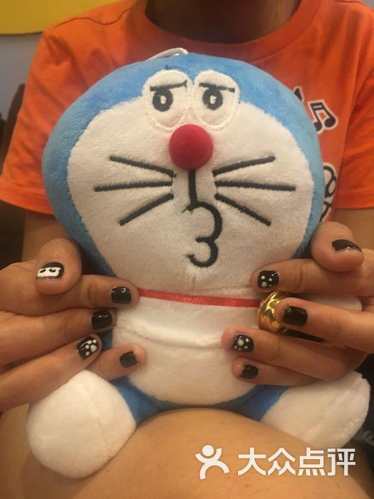 哆啦a梦主题美甲美睫纹绣(神奇的口袋店)图片 - 第74张图片
