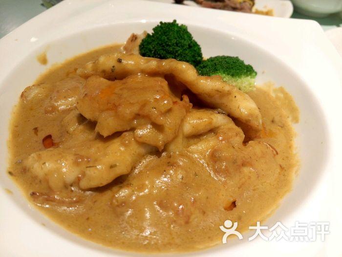 嘉肴餐厅(t12店)-咖喱龙利鱼图片-无锡美食-大众点评