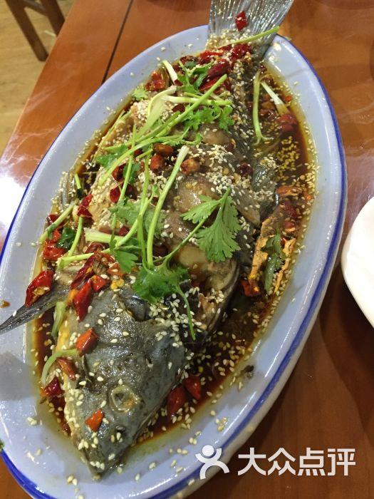 微山湖炖鱼的做法_微山湖鱼馆的点评