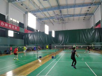 温州体育中心羽毛球馆