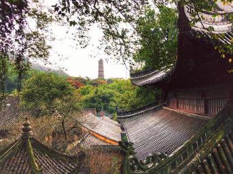 天台县国清寺景区-检票处
