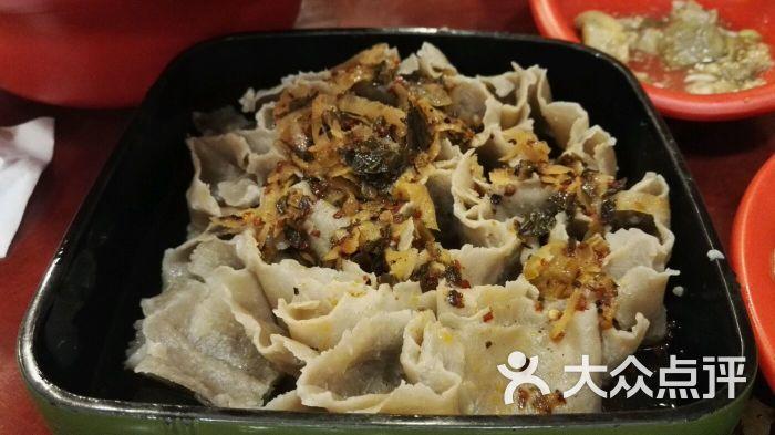亲疙瘩面食-图片-平遥县美食