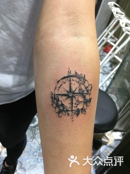 tattoomama纹身工作室(亲子花街韩国城店)图片 - 第9张