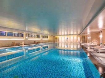 哈尔滨敖麓谷雅AOLUGUYA酒店游泳池