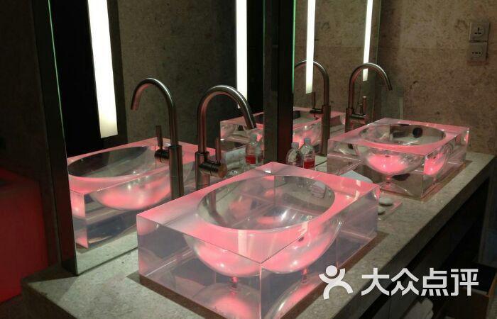 上海新天地安达仕酒店-洗手池-客房-洗手池图片-上海