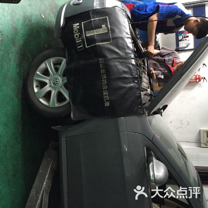 美孚1号车养护 宁波靓车屋汽车服务有限公司                 俞奇