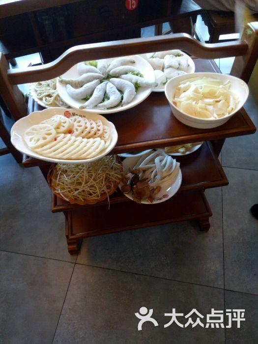 美食诗句(湖滨路店)-石头-眉山图片-大众点评网古代的美食火锅图片
